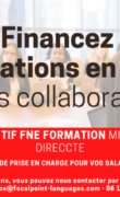FINANCEZ LES FORMATIONS DE VOS COLLABORATEURS