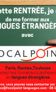 formation langues étrangères